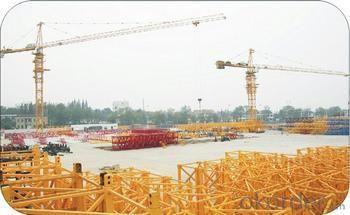QTZ40(5010) tower crane