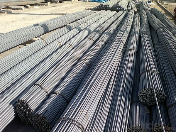 Hot Rolled Steel Round Bar for Structure Using