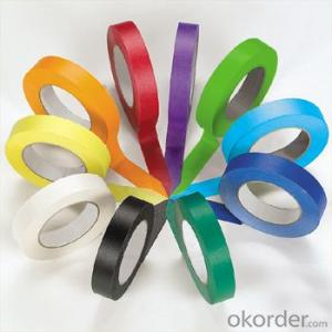 Crepe Paper Tape Colorful Tape Wholesale Tape