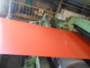 Pre-painted Galvanized Steel Sheet Coil with Prime Quality and Best Price, Red Color