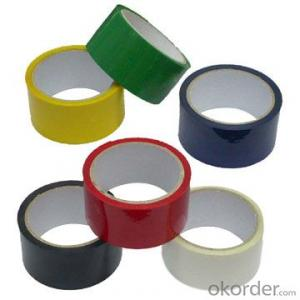 Bopp Tape Jumbo Roll Colored Bopp Tape Packing Bopp Tape