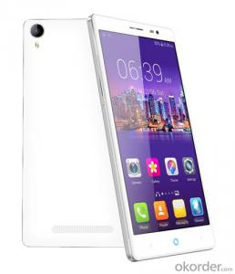 China Smartphone Android 4.4 System HD Resolution Octa-Core 5.5 inch Screen
