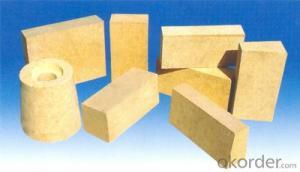 Fused Cast Brick Zirconia Alumina Brick for Glass Furnace