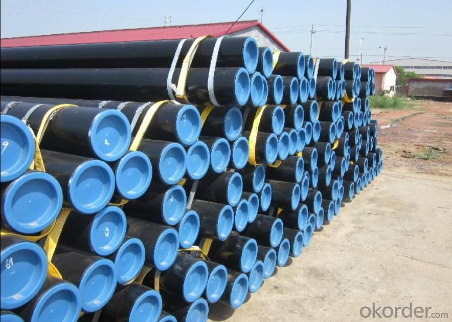 Seamless Balck Pipe ASTM A106/API 5L/ASTM A53 GRADE B