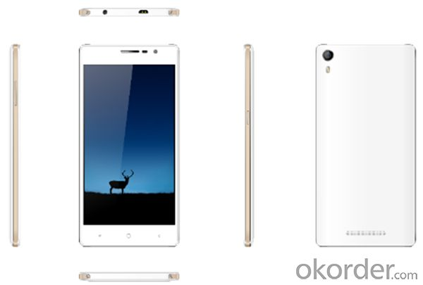 5.5''  Smartphone HD IPS MTK6592 Octa-Core with Hotknot