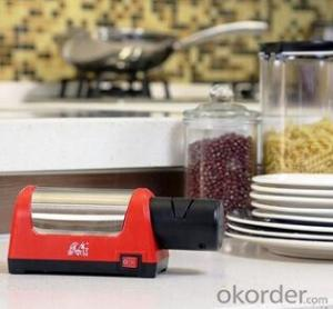 Electric Diamond Knife Sharpening Tools for Kitchen Use