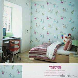 Child Wallpaper 2015 New Design Wallpaper for Child Room Decoration