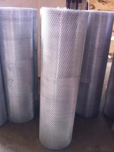 aluminum expanded metal mesh for air cleaner