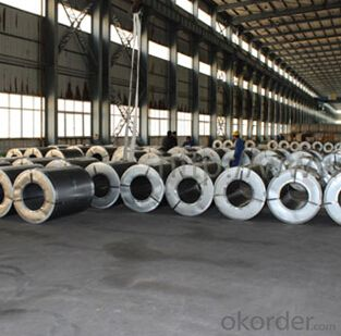 Surface Finish Cold Rolled Steel Coil for Building