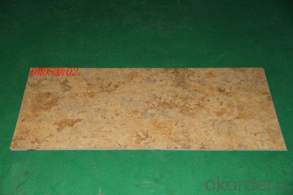 Plastic PVC Click Wooden Vinyl Flooring for Indoor