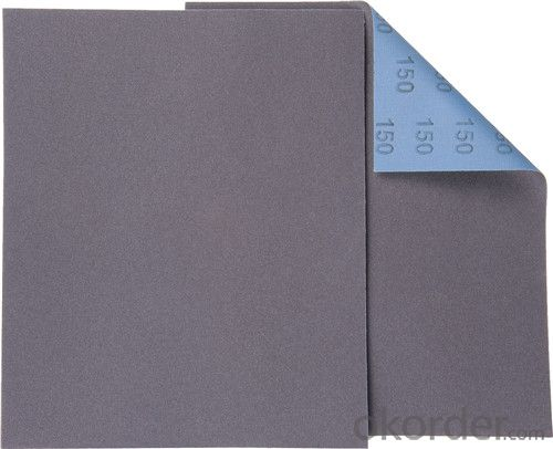 Abrasives Disc Paper  for Wall and Stainless Steel