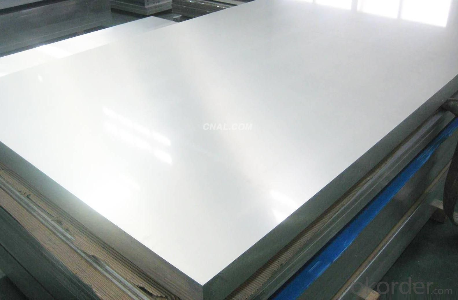 Aluminum Sheets 8XXX Mill Finished