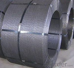 High Tensile PC Steel Wire with Spiral Ribs