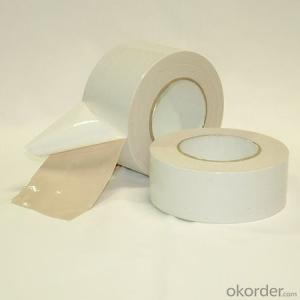 Double Sided Cloth Tape Hot-melt Tape for Carpet Fixing