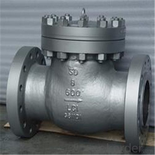 API Cast Steel Check Valve 900 Class in Accordance with ISO17292、API 608、BS 5351、GB/T 12237