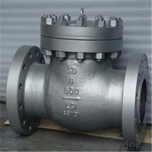API Cast Steel Check Valve 50 mm in Accordance with ISO17292、API 608、BS 5351、GB/T 12237