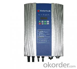 PF Solar Pumping Inverter of CNBM