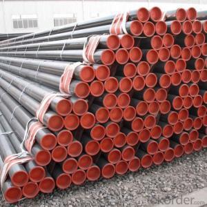 Seamless Balck Pipe ASTM A106/API 5L/ASTM A53 GR B