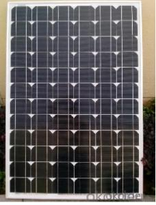 Mono Crystalline Solar Panels with High Quality