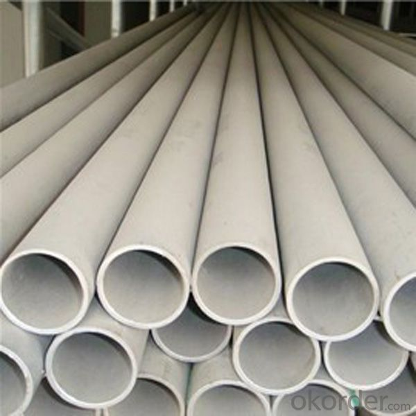 Stainless Steel Welded Pipe ASTM A358/A312/A778