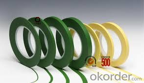 Adhesive Tape with Double Sided Tissue Colored DS-80H