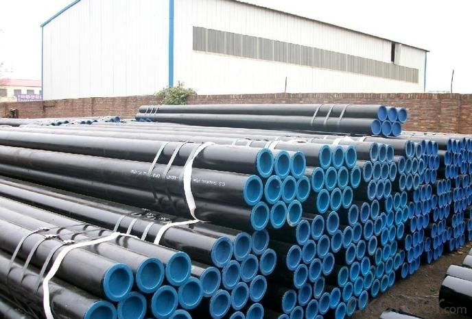 Seamless steel pipe ASTM A106/API 5L/ASTM A53 GR.B  high quality
