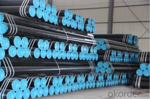 Seamless Balck Pipe ASTM A106/API 5L/ASTM A53