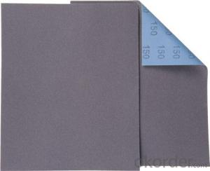Abrasives Sanding Paper for Auto Surface