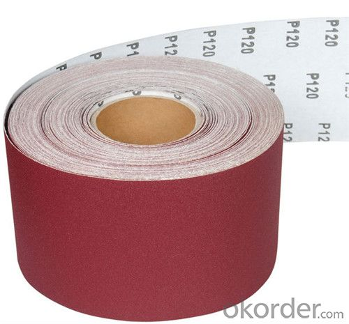 Abrasives Sanding Paper  for Stainless Steel