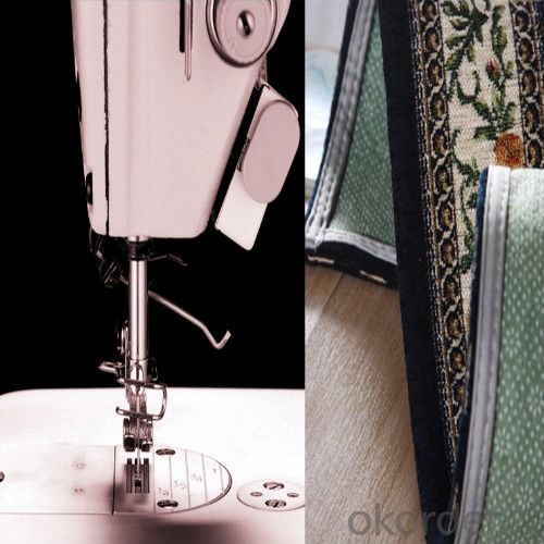 Silk Carpet through Hand Make with Modern Design