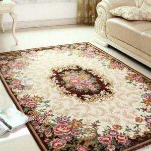Cotton Carpet with Modern Design for Floor factory