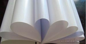 Outdoor Vinyl  PVC  Flex Banner for Advertising Printing