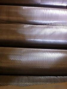 aluminum expanded metal mesh for air filter