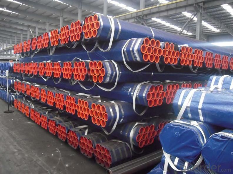 Seamless steel pipe ASTM A106/API 5L/ASTM A53 GR.B 20#  high quality