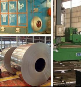 Surface Finish Cold Rolled Steel Coil for Building Material
