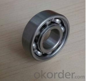 Deep groove Ball Bearings Manufacturer China Steel of High Quality