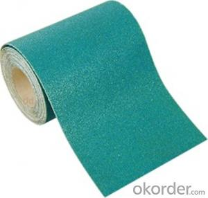 Abrasives Sanding Paper  for Steel Stainless