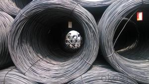 Steel Wire Rods Hot Rolled High Carbon First Class Quality Best Selling