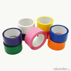 Colored Adhesive Tape from Leading Manufacturer for Packing Adhesive Tape