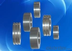 Tungsten Carbide Roll Ring for Rebar Mill