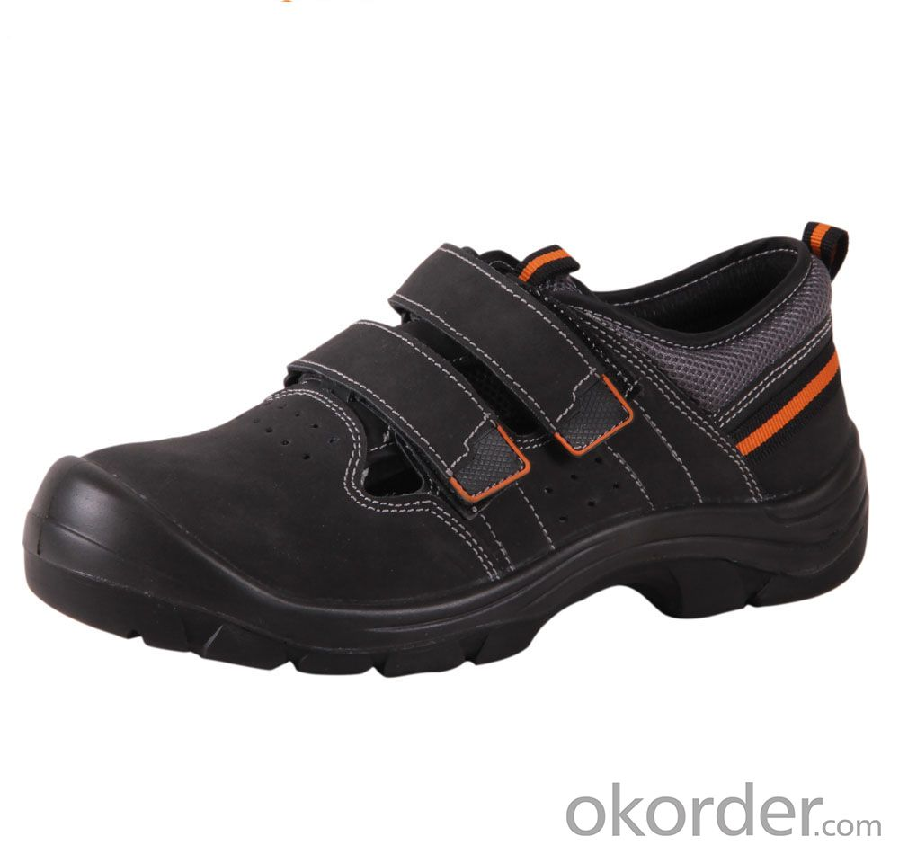 Safety working shoes in UK style for Female