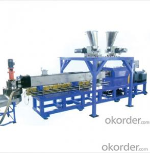 Screw Extruder Pipe/Profile Extrusion Machine
