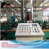 Square tube HF induction heating welding machine