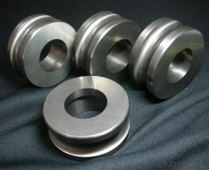 Tungsten Carbide Roll Ring 100% Raw Material Long Life