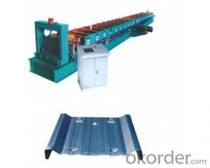 Anode Plate Profile Cold Roll Forming Machine