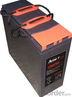 Lead Acid Battery the Acme.F Series Battery