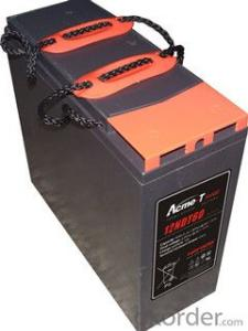Lead Acid Battery the Acme.F Series Battery  12NDF125