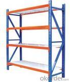 Sistema de paletización ligero para almacén.