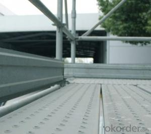 Ringlock Scaffolding for Working Platform or Support System