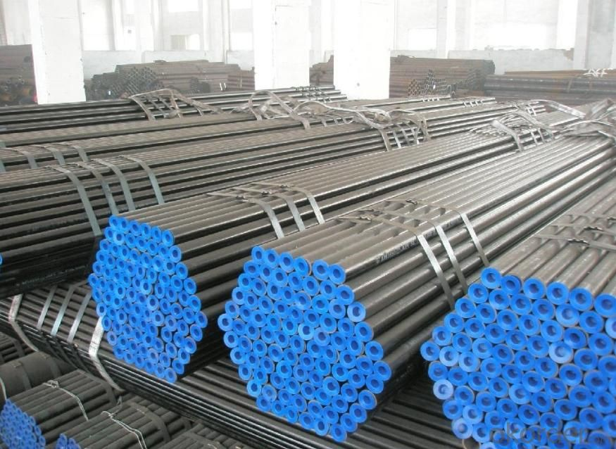 Seamless Steel pipe hot Rolled/Cold Rolled